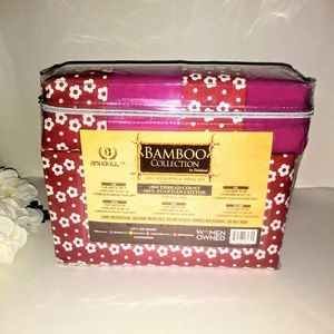BAMBOO COLLECTION BY DAHDOUL .SIZE FULL 6 PC